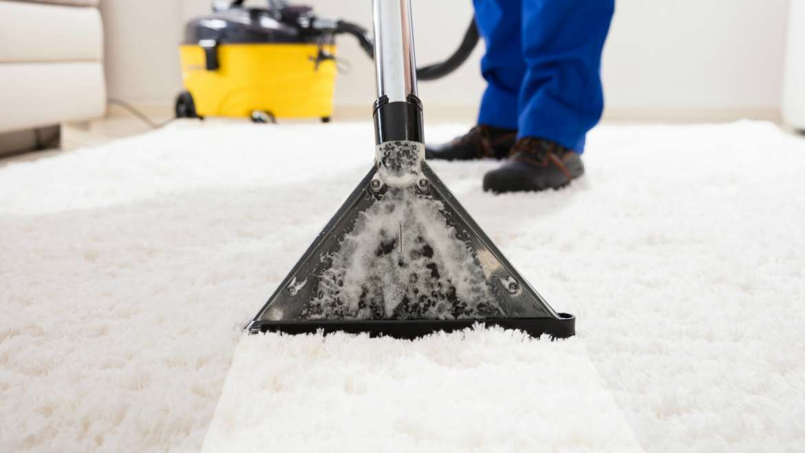 Carpet Cleaning 101