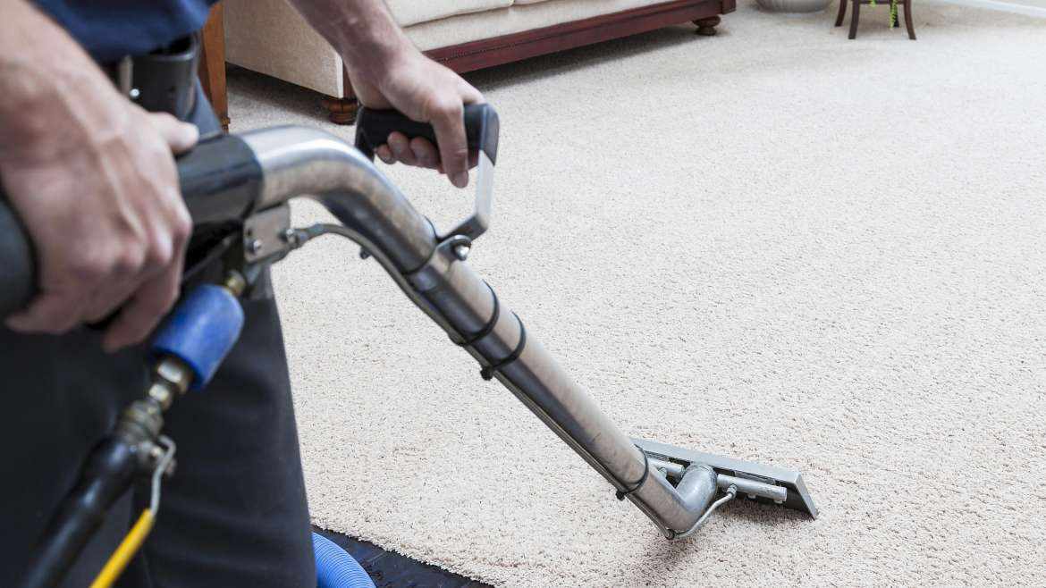 Steam Cleaning vs Shampooing A Carpet